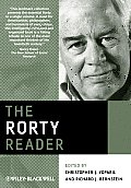Blackwell Readers #5: The Rorty Reader Cover