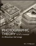 Photographic Theory: An Historical Anthology