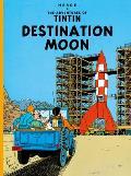 Tintin 16 Destination Moon