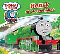Thomas & Friends Henry the Green Engine