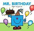 Mr Birthday Sparkly