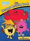Mr Men Little Miss Bumper Activity Book