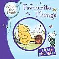 Winnie the Pooh Favourite Things