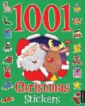 Egmont World: 1001 Christmas Sticker Book
