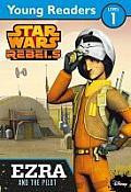 Ezra and the Pilot: a Star Wars Rebels Reader