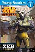 Star Wars Rebels: Zeb to the Rescue