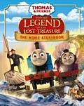 Thomas & Friends: Sodor's Legend of the Lost Treasure Movie Storybook
