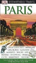 Eyewitness Travel Guide. Paris