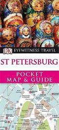Eyewitness Pocket Map & Guide St Petersburg