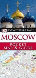 Eyewitness Pocket Map & Guide Moscow