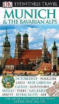 Eyewitness Travel Guide Munich and the Bavarian Alps