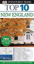 Eyewitness Top 10 Travel Guide New England