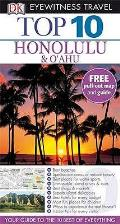 Eyewitness Top 10 Travel Guide Honolulu & O'ahu
