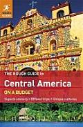 Rough Guide Central America On A Budget