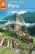 Rough Guide Peru