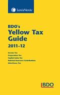 Bdo's Yellow Tax Guide