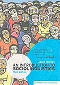 Introduction To Sociolinguistics (3RD 08 - Old Edition)