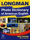 Longman Photo Dictionary of American English (Monolingual Edition with Audio CDs)