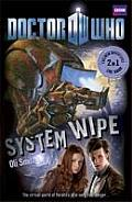 System Wipe/The Good, the Bad and the Alien (Doctor Who) Cover