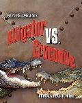 Alligator Versus Crocodile