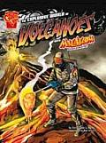 Explosive World of Volcanoes: With Max Axiom Super Scientist