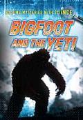 Bigfoot and the Yeti