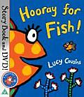 Hooray for Fish with DVD
