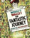 Wheres Wally the Fantastic Journey