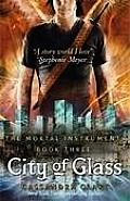 Mortal Instruments 03 City of Glass UK