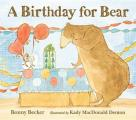 Birthday for Bear