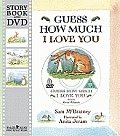 Guess How Much I Love You with DVD