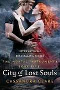 Mortal Instruments 05 City of Lost Souls UK