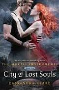 Mortal Instruments 05 City of Lost Souls Uk