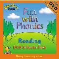 Learn At Home:fun With Phonics: Reading Pack