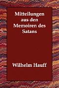 Mitteilungen Aus Den Memoiren Des Satans