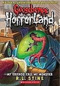 Goosebumps Horrorland 07 My Friends Call Me Monster