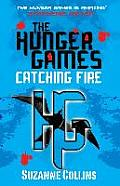 Catching Fire Hunger Games 2 Uk Cover