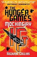 Mockingjay Hunger Games 3 Uk Edition Cover