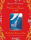 Lion the Unicorn & Me The Donkeys Christmas Story