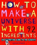 How To Make a Universe From 92 Ingredients
