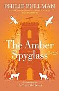 Amber Spyglass Adult Edition Wbn Cover by Philip Pullman