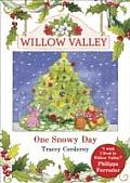 Willow Valley One Snowy Day