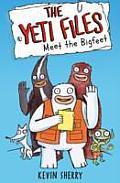 Yeti File 01 Meet the Bigfeet UK