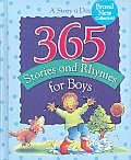 365 Stories & Rhymes for Boys a Story a Day