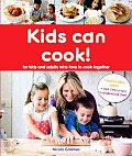 Kids Can Cook Cover