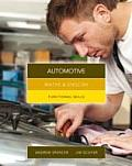 Maths and English for Automotive: Functional Skills