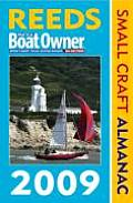 Reeds Pbo Small Craft Almanac 2009