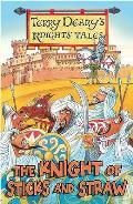 Knight of Sticks and Straw