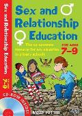 Sex and Relationships Education 7-9 Plus CD-rom: the No Nonsense Guide To Sex Education for All Primary Teachers