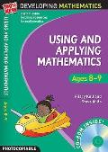 Using and Applying Mathematics: Ages 8-9